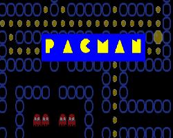 PacMan Clone